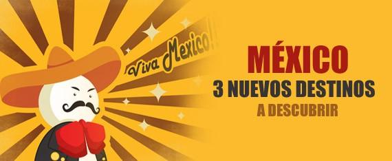 Central Pro Insurance - México: ¡3 nuevos destinos a descubrir!