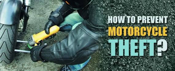 Central Pro Insurance - ¿Cómo prevenir el robo de motocicleta?